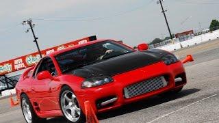 getlinkyoutube.com-Mitsubishi 3000GT exhaust sounds