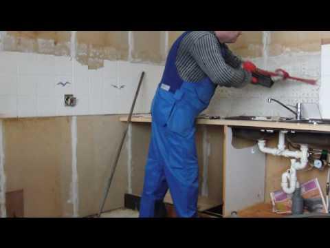 Kjøkkenriving
