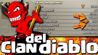 getlinkyoutube.com-'EL CLAN DEL DIABLO' - Curiosidades en Clash of Clans
