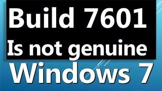 senza programma batch come risolvere questa copia di Windows non originali