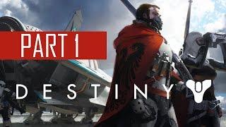 getlinkyoutube.com-Destiny Walkthrough (Titan) Part 1 No Commentary Let's Play 1080p