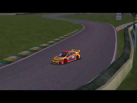 GTR2 Renault Fluence deMarcas