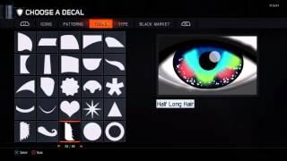 Black Ops 3 Galaxy Eye Emblem tutorial