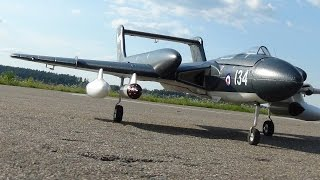getlinkyoutube.com-Обзор радиоуправляемого самолета Durafly D.H.110 Sea Vixen