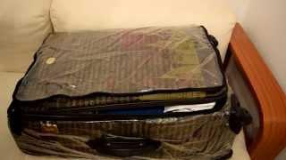 طريقة ميفا في ترتيب حقيبة السفر ( الخاصه بالملابس )