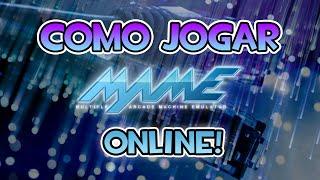Tutorial - Como jogar Mame Online!