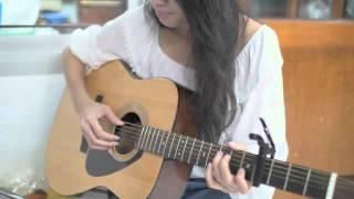 getlinkyoutube.com-ข้างๆหัวใจ cover by MayRin Guitar