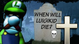getlinkyoutube.com-WHEN WILL LUIGIKID DIE? - DEATH CALCULATOR