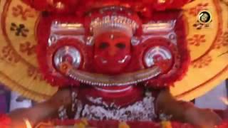 getlinkyoutube.com-puthiya bhagavathi theyyam devotional ritual form of worship kannur malabar