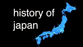history of japan width=