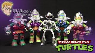 """getlinkyoutube.com-Teenage Mutant Ninja Turtles """"Metal Mutants"""" TMNT & Fugitoid Boxset Review"""