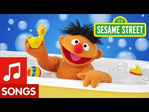 Sesame Street: Ernie and his Rubber Duckie