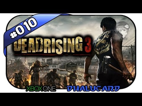 Dead Rising 3 XBOX One #010 - Deutsch German - Eine Säge!!