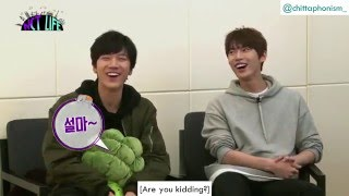 getlinkyoutube.com-[Eng Sub] How NCT and SMRookies join to SMtown