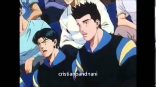 getlinkyoutube.com-Slam dunk Hanamichi vs kainan