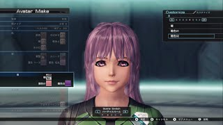 getlinkyoutube.com-Xenoblade Chronicles X 01 - Opening & Avatar Making オープニング&アバターメイク (ゼノブレイドクロス)