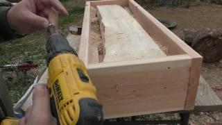 getlinkyoutube.com-Фрезер - Брус из бревна / Log To Lumber