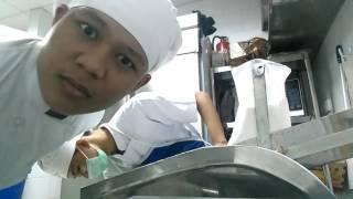 Membuat mie
