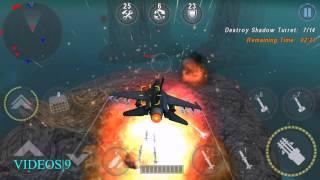 getlinkyoutube.com-GUNSHIP BATTLE : Episode 12  Mission 1 -  Fighting Falcon