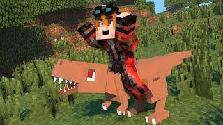 getlinkyoutube.com-O DINOSSAURO MAIS PERIGOSO - Dinocraft #16 ( Minecraft )