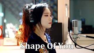 Ed Sheeran   Shape Of You ( Cover By J.Fla )