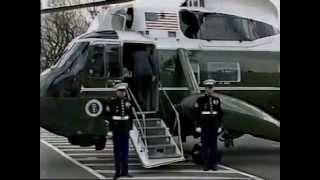 getlinkyoutube.com-President Reagan leaves Washington Jan 20th, 1989.