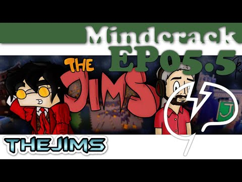 thejims - Mindcrack S5 EP5.5 - Channel Art!!!