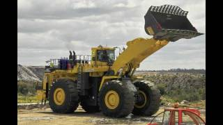 getlinkyoutube.com-Top 5 Biggest Wheel Loaders