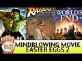Mindblowing Movie Easter Eggs 2!