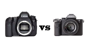 getlinkyoutube.com-Canon 6D vs Sony A7 ii - Which Camera to Buy?