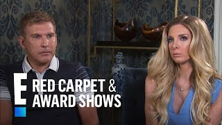 getlinkyoutube.com-Lindsie Chrisley Opens Up About Divorce | E! Live from the Red Carpet