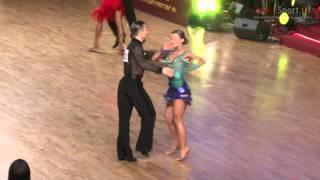 getlinkyoutube.com-Alexandr Makarov - Julia Remizova, 1/2 Samba