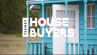 "World of Tanks - Super Bowl Commercial ""Teensy House Buyers"""