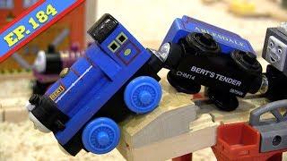 Bert's Arlesdale Fail | Thomas & Friends Wooden Railway Adventures | Episode 184