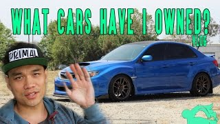 getlinkyoutube.com-What Cars Have I Owned? Don't Compare Yourself - Vlog SmurfinWRX