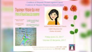 La Coalición de Mujeres Hispanas contra el Cáncer van a realizar un móvil de salud
