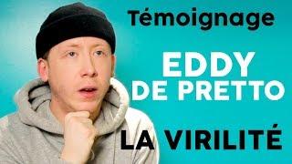 Eddy De Pretto   La Virilité   Témoignage   AUFEMININ width=