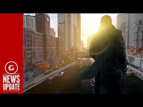 Watch Dogs targeting 1080p on PS4, but what about Xbox One? - GS News Update