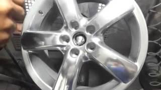 getlinkyoutube.com-Como CROMAR as rodas do seu carro com acabamento perfeito ''FAÇA VOCÊ MESMO''