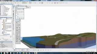 getlinkyoutube.com-BIM med ArchiCAD: SOSI til 3D-terreng