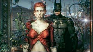 getlinkyoutube.com-Batman: Arkham Knight - Rescuing Poison Ivy