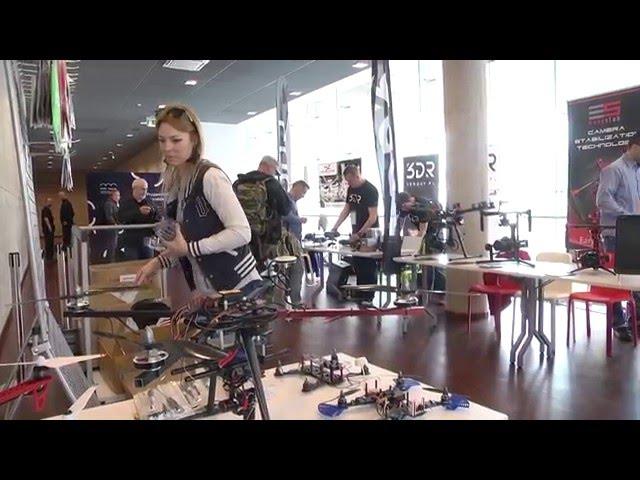 DRON Festiwal 2015 - relacja