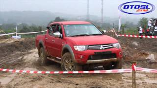getlinkyoutube.com-Test Ride Mitsubishi Strada Triton Exceed Hi Power