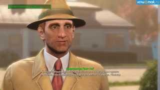 getlinkyoutube.com-Fallout 4 - пасхалка с представителем Vault-Tec