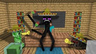 getlinkyoutube.com-Monster School: Dancing - Minecraft Animation