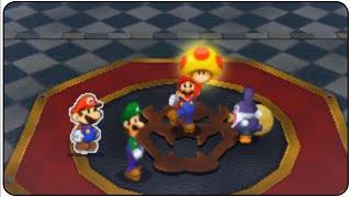 getlinkyoutube.com-Mario & Luigi Paper Jam Walkthrough Part 46 Nabbit Quest