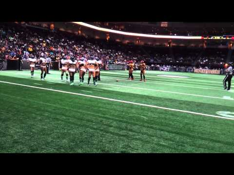 SEATTLE MIST VS. VEGAS SIN LINGERE FOOTBALL