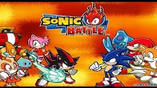 getlinkyoutube.com-TAP (GBA) Sonic Battle - Story Mode (No Damage)