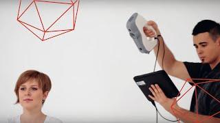 getlinkyoutube.com-How to 3D body scan with Artec Eva