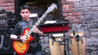 getlinkyoutube.com-12-year-old Andreas Varady, jazz guitarist